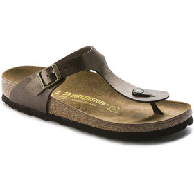 Birkenstock Gizeh Sandalias Piso Corcho Mujer, graceful toffee